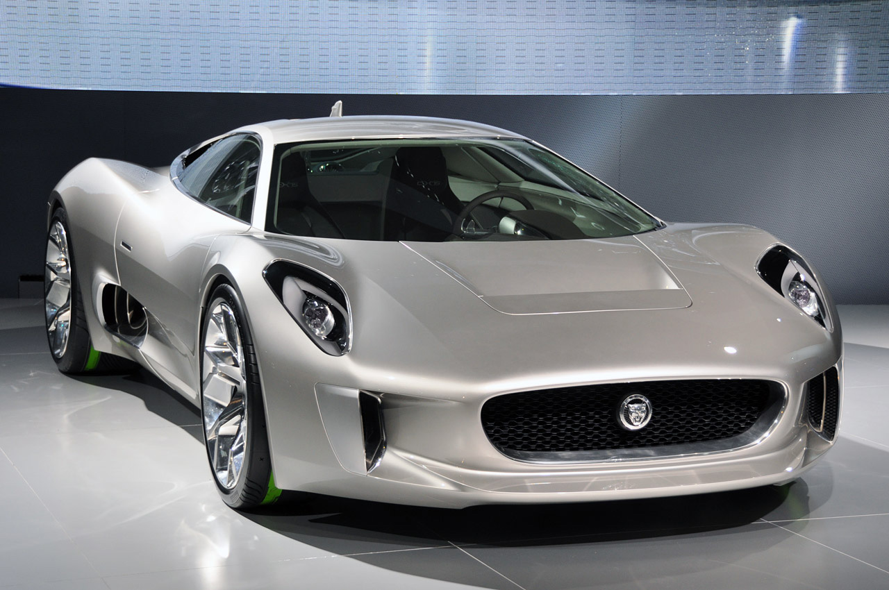 New Jaguar C Automotive Blog