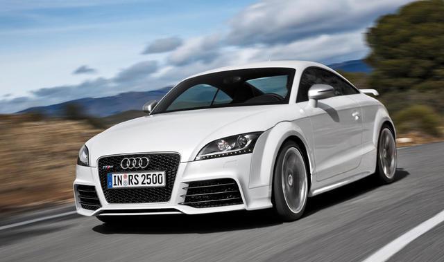 New Audi Tt For 2014 Automotive Blog