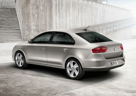 SEAT Unveils More Conservative Fourth Generation Toledo Automotive - Audi toledo