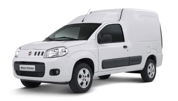 Fiat Fiorino previewed in Brazil