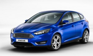 Revised Ford Focus for 2014