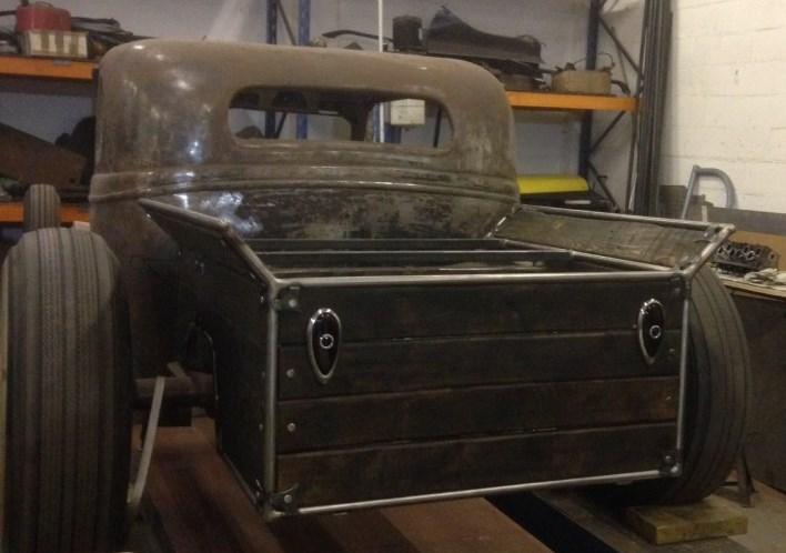 Model Y ford truck