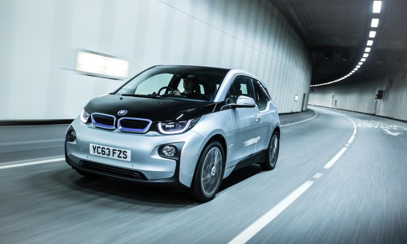 BMW i3 - UK Car of the Year 2014