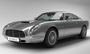 David Brown Automotive unveils the Speedback