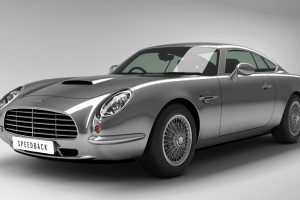 David Brown Automotive unveils the Speedback