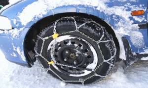 Snow Chains, Honda