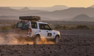 Land Rover Adventure Travel by Abercrombie & Kent