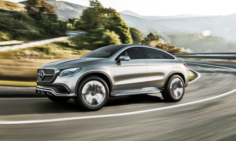 Big Merc Vs Bmw X6 Automotive Blog