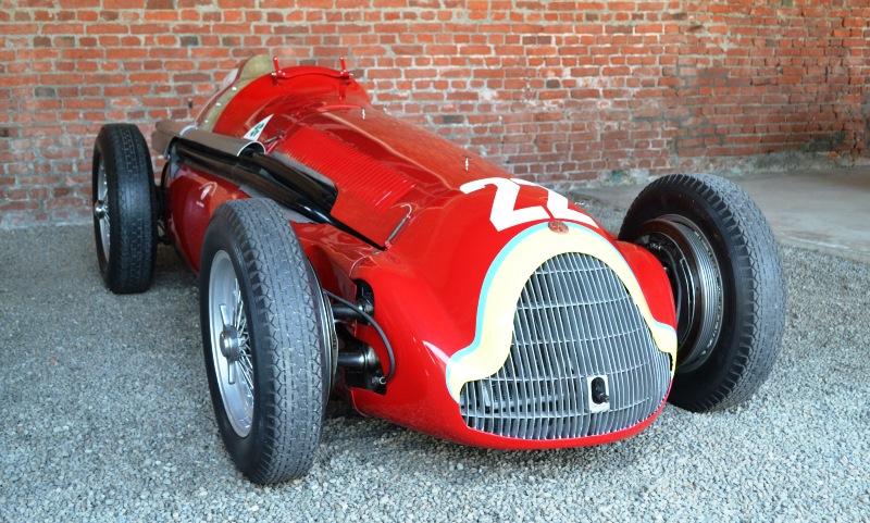 """Alfa Romeo Gran Premio Tipo 159 """"Alfetta"""" from 1951"""