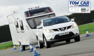 Nissan Qashqai - Tow Car Awards 2014 winner