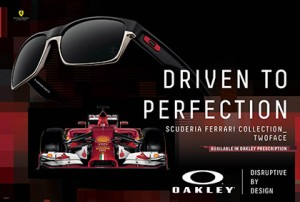 Oakley Ferrari Collection