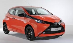 Toyota Aygo for 2015