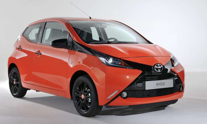 Toyota Aygo for 2015