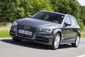 Audi A3 Sportback e-tron - Audi's first plug-in hybrid