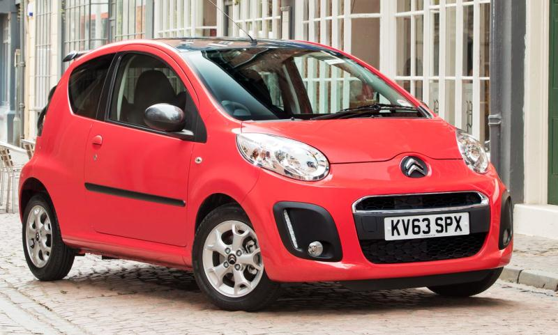 Reliable car - Citroen C1