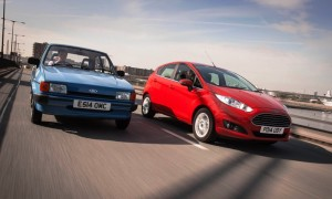 Ford Fiesta has become the best-selling car of all time in the UK