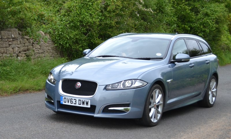 jaguar xf sportbrake r sport automotive blog. Black Bedroom Furniture Sets. Home Design Ideas