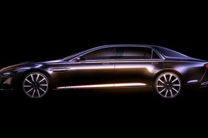 New Aston Martin Lagonda luxury super saloon