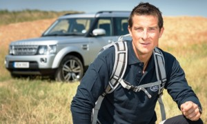 Land Rover signs up Bear Grylls as global ambassador