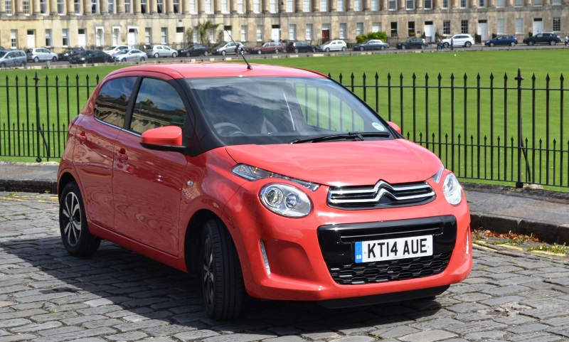 New Citroen C1 supermini