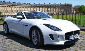 Jaguar F-Type V6S convertible