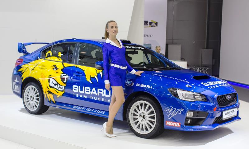 New Subaru WRX S4