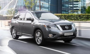 New Nissan Pathfinder launched