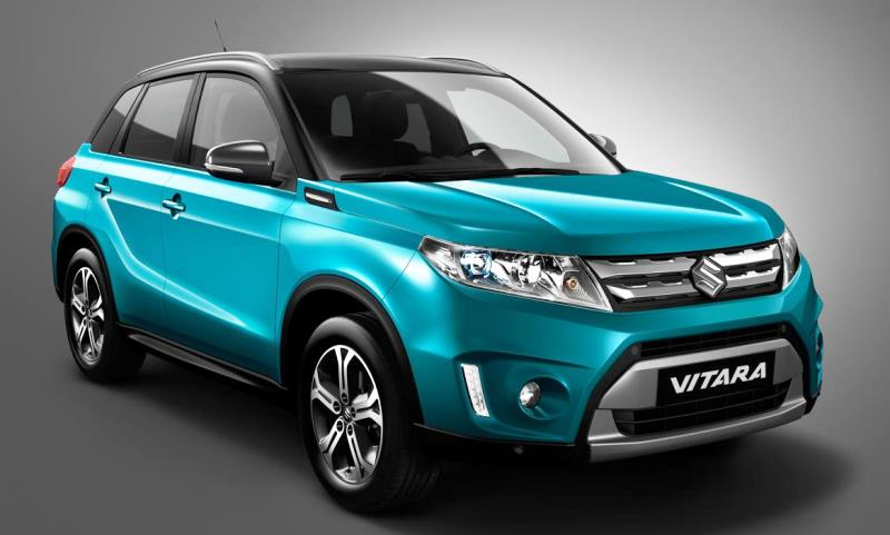Suzuki Vitara reborn