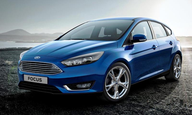 Revised 2014 Ford Focus