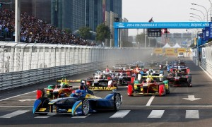 FIA Formula E all-electric championship