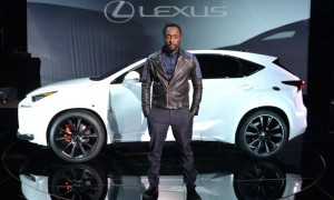 Will.iam's Lexus NX hit