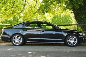 Audi A6 Road Test