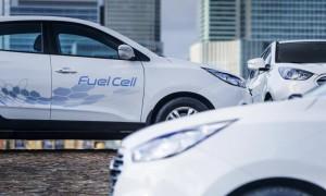 HyundaI ix35 Fuel Cell vehicle