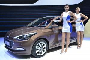Hyundai i20 Paris Motor Show