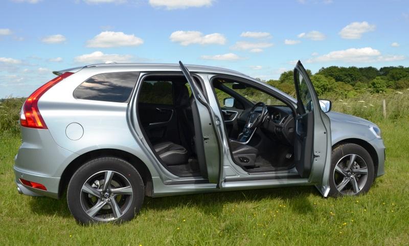 Volvo XC60 D4 R-Design Nav AWD