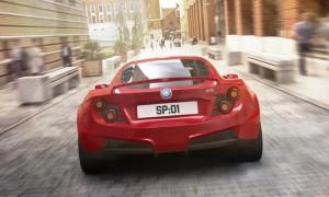 Detroit Electric SP:01 sports car