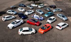 Toyota reaches seven million hybrid sales milestone