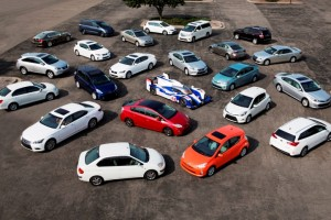 Toyota reaches seven million hybrid sales milestone