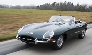 1961 Jaguar heritage E-type