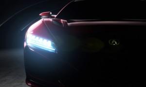 Honda Acura NSX supercar