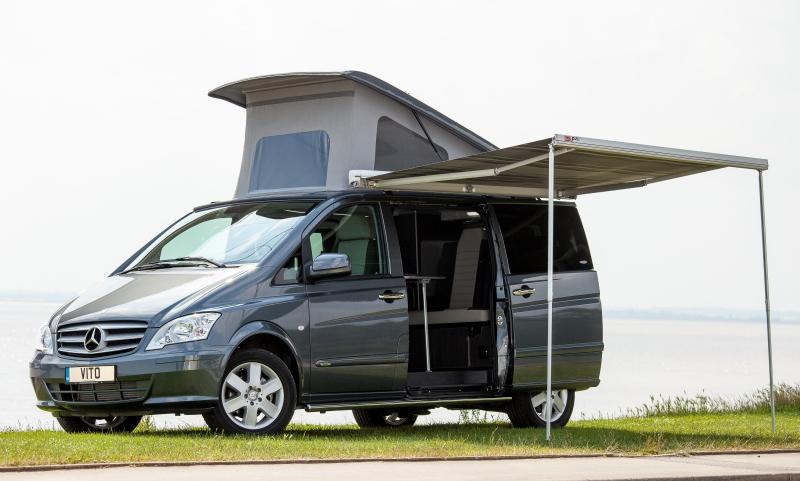 Horizon MCV Mercedes-Benz Vito