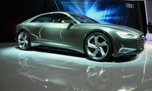 Audi Prologue self-driving concept