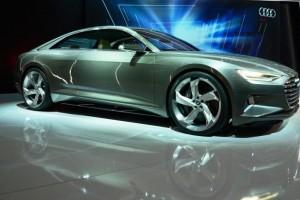 Audi Prologue self-driving concept