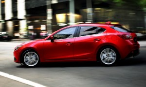 Mazda3 2.0 Sport Nav - review