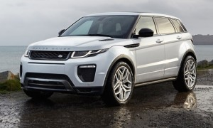 Revised Range Rover Evoque