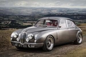 Ian Callum's custom Jaguar Mark 2
