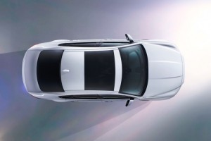 New Jaguar XF
