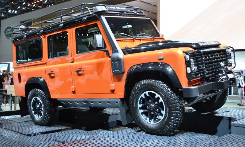 Land Rover Defender - Adventure special edition