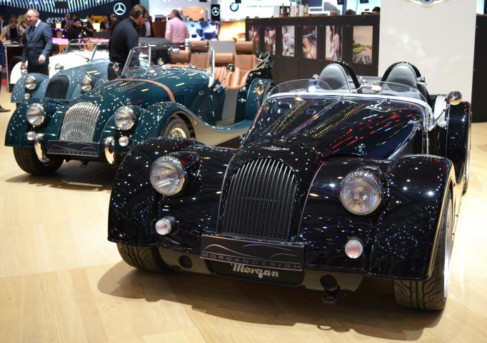 Morgan cars