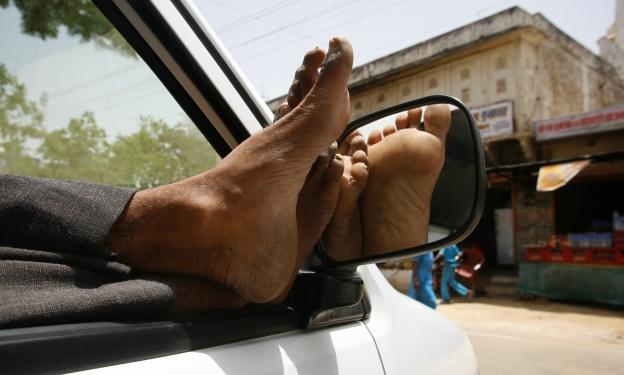 lazy drivers